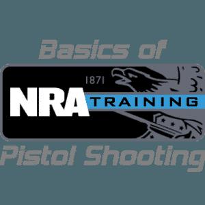 basics of pistol shooting nra training