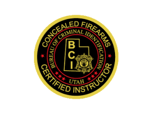 concealed firearms instructor logo