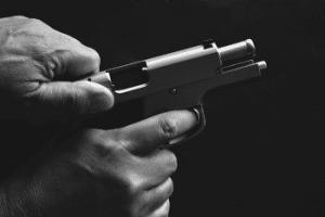 cocking pistol