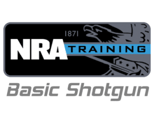nra training shotgun logo