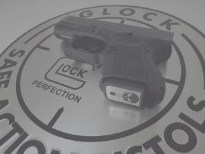 glock pistol